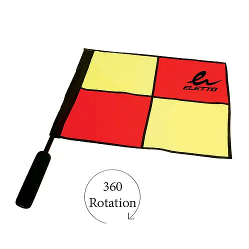 Eletto Linesman Flag (2 Flags)