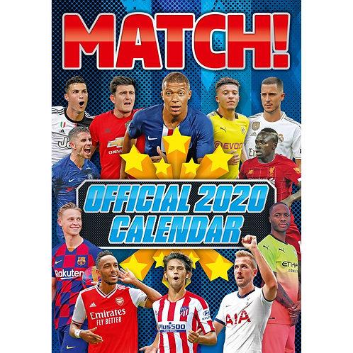 MATCH Official Calendar