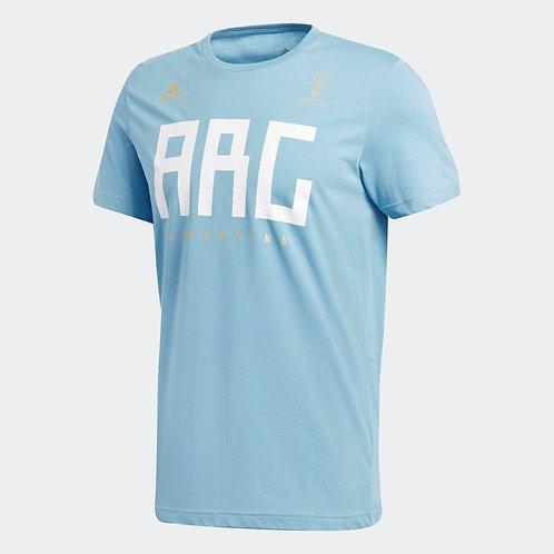 Adidas Argentina WC 2018 Tee