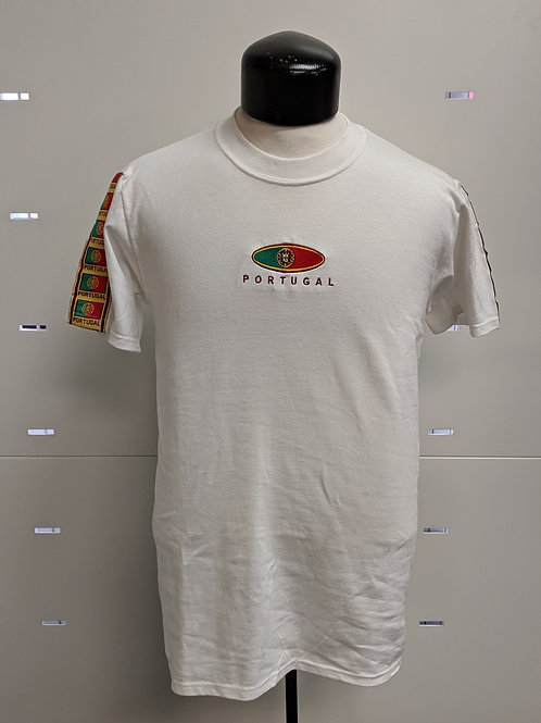 Jato Portugal (White) Ribbon T-Shirt