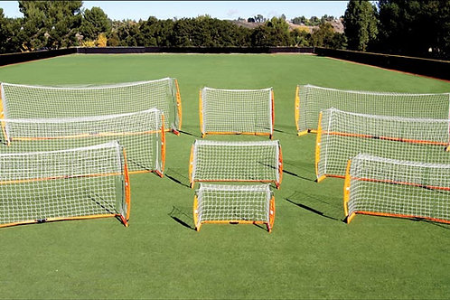 Bownet Soccer Nets (pricing per pair) various sizes starting at $289