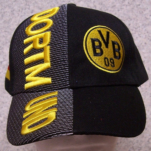 Borussia Dortmund 3D Cap