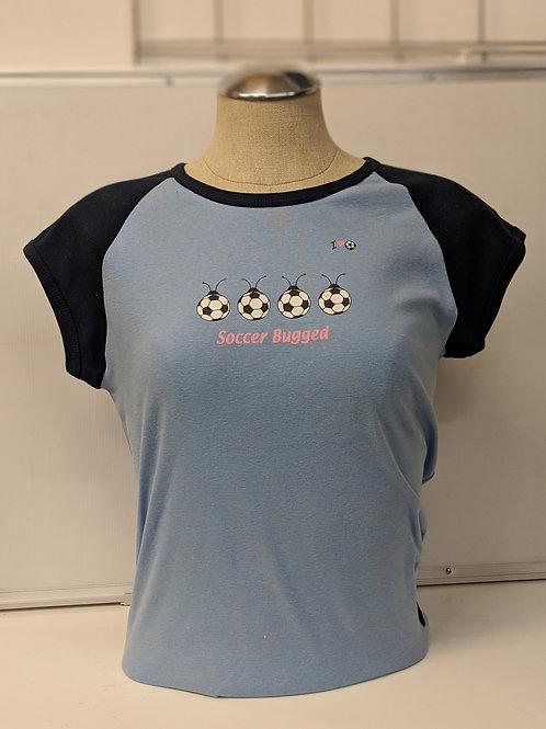 Soccer Bugged - JATO Girls Tee