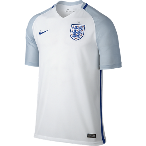 2016 Youth England Replica Home Jersey