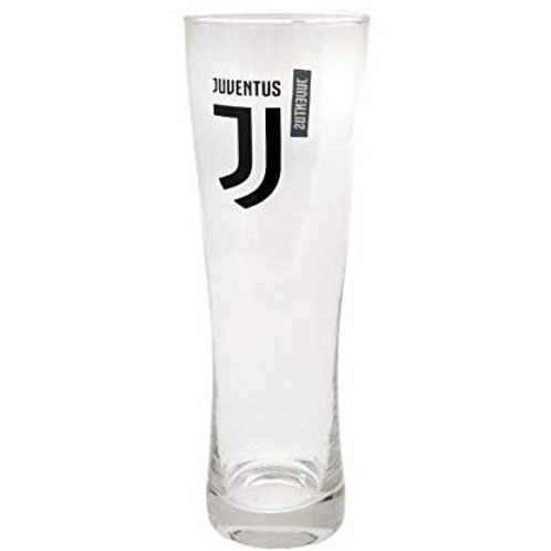 JUVENTUS – SLIM STYLE PINT GLASS