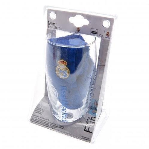 Real Madrid CF. Mini Bar Set