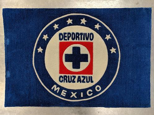 Deportivo Cruz Azul Rug
