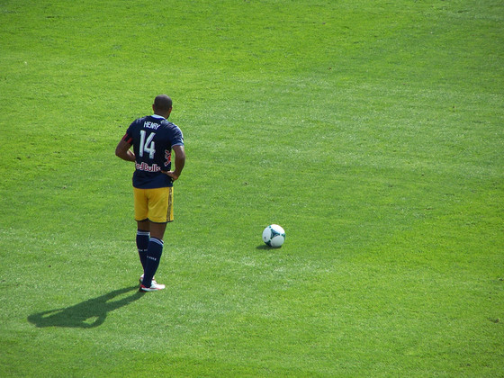 The Striker: Alone in Their own World