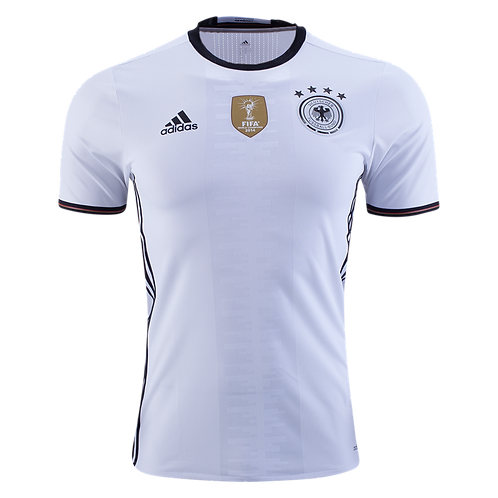 2016 Germany Authentic Home Jersey