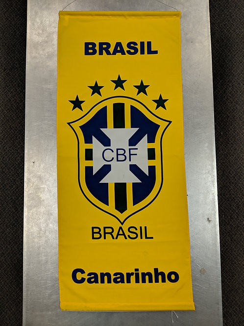 Brazil Large Banner (43.5 x 18.5 inches)