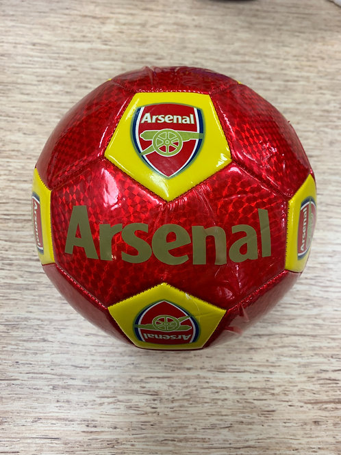 Arsenal FC Crest Ball - Size 5