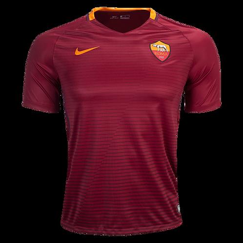 2016/17 AS Roma Replica Home Jersey