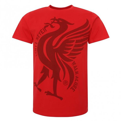LIVERPOOL – RED YOU'LL NEVER WALK ALONE T-SHIRT