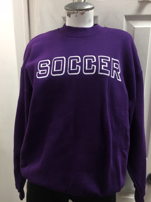 'SOCCER' Sweater