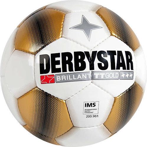 DERBYSTAR Brillant TT GOLD Ball