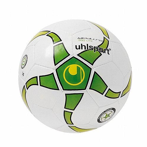 Uhlsport Medusa 350 Lite Futsal Ball - White/Green/Yellow