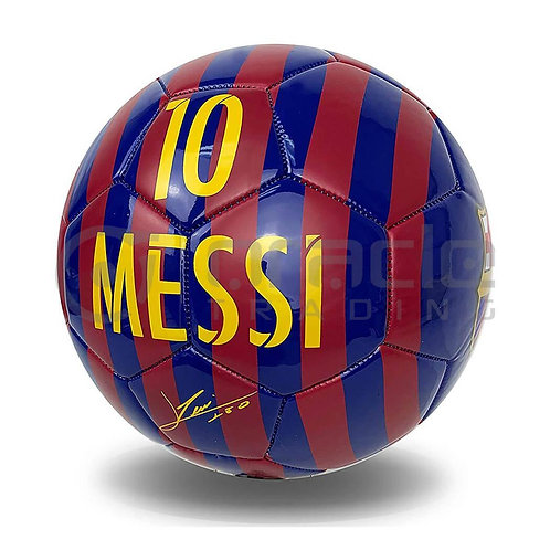Lionel Messi - Soccer Ball
