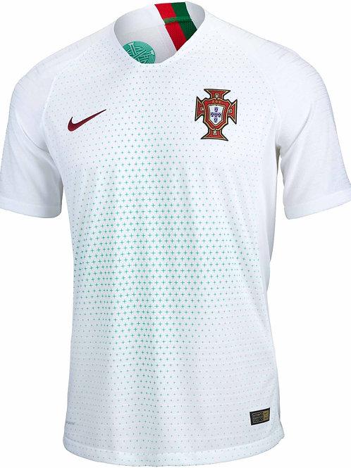 2018 Portugal Replica Away Jersey