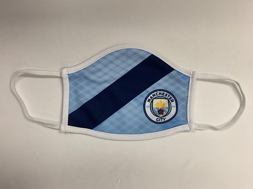 MANCHESTER CITY FACE MASK