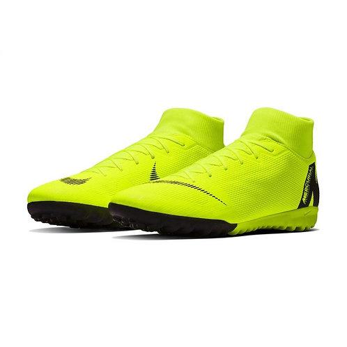 Nike MercurialX Superfly VI Academy TF (Volt/Black)