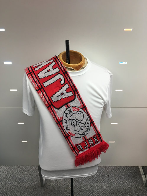 Ajax FC Knitted Scarf