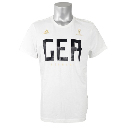 Adidas Germany WC 2018 Tee