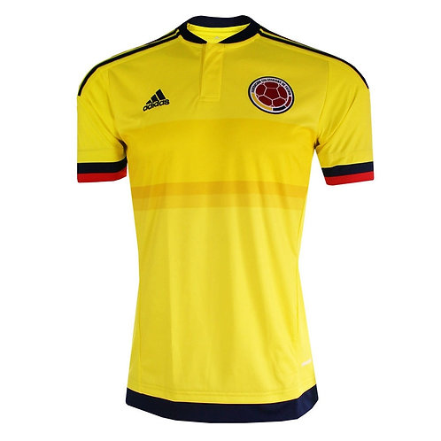 2015 Youth Colombia Replica Home Jersey