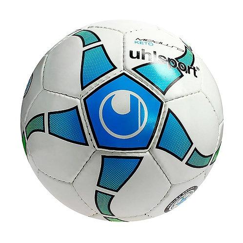 Uhlsport Medusa Keto Futsal Ball - White/Blue