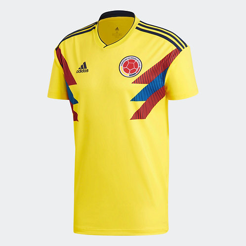 2018 Colombia Replica Home Jersey