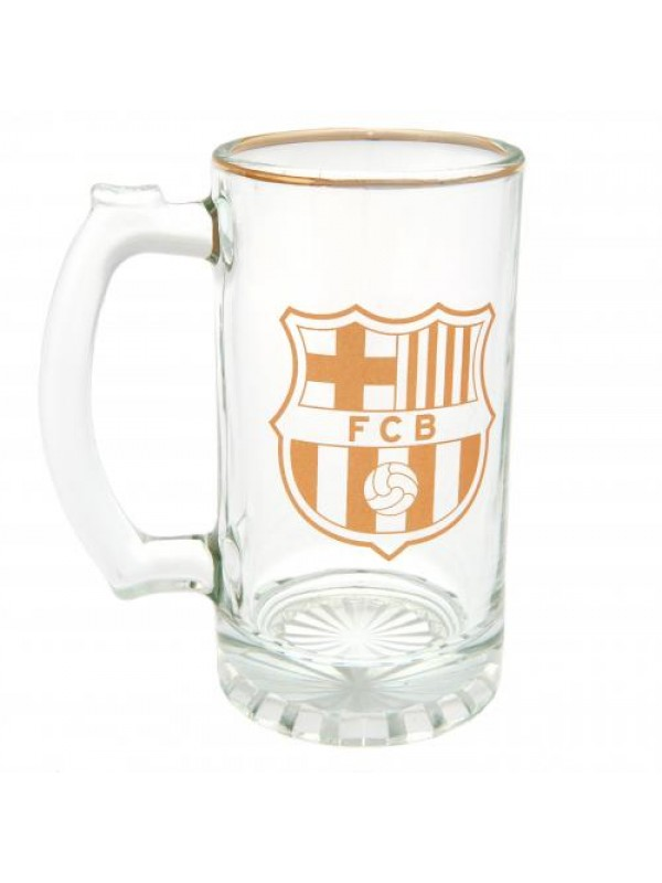 FC Barcelona Pint Glass