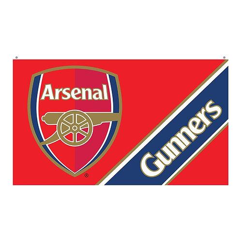 Arsenal Crest Flag