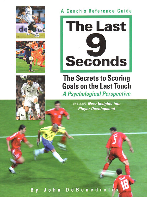 'The Last 9 Seconds' Book by John DeBenedictis