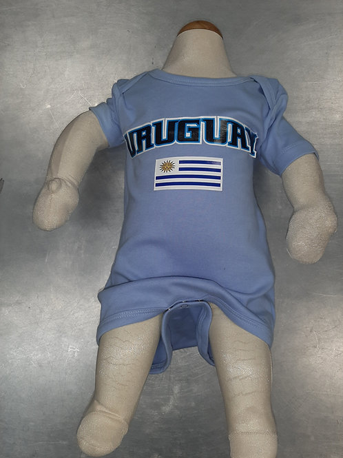 Uruguay Onesie