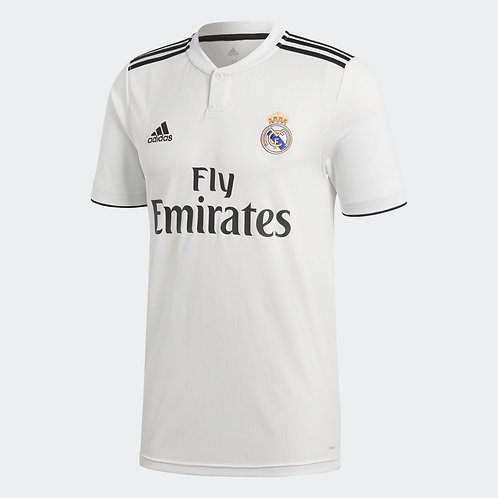 2018/19 Real Madrid Replica Home Jersey