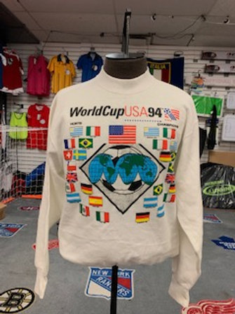 VINTAGE World Cup 1994 Sweater
