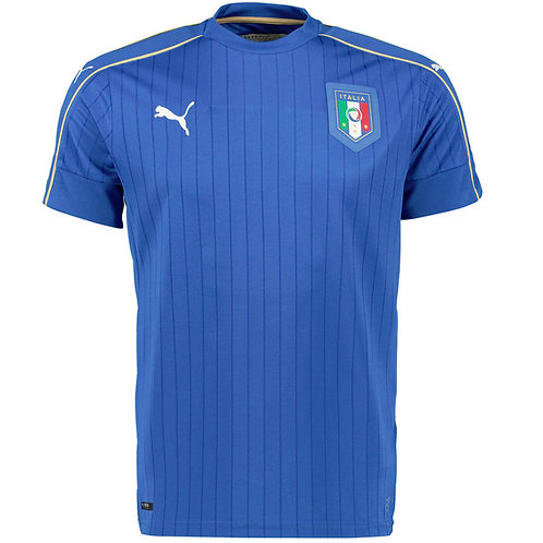 2016 Youth Italy Replica Home Jersey