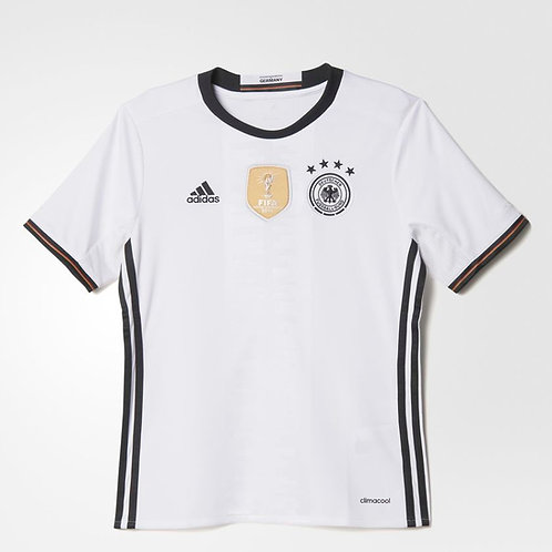 2016 Youth Germany Replica Home Jersey