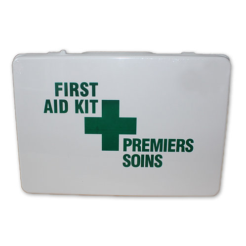 First Aid Kit - Premiers Soins