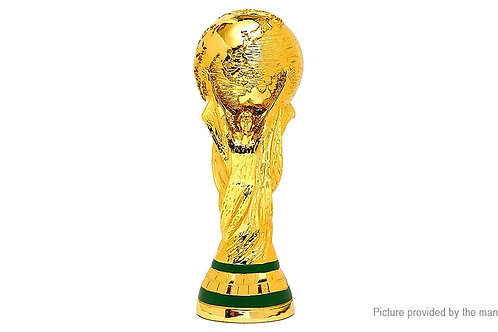 World Cup Trophy Replica