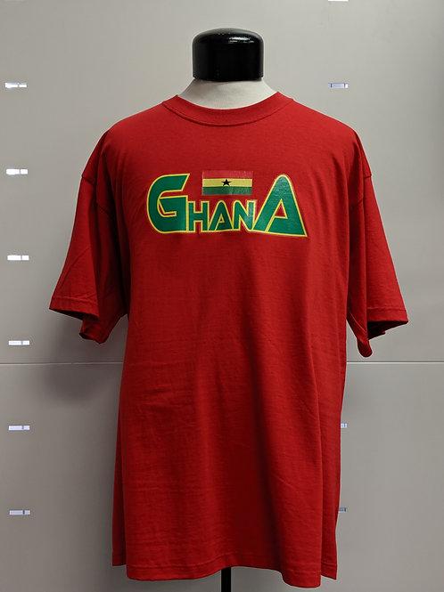 Jato Ghana T-Shirt - Red