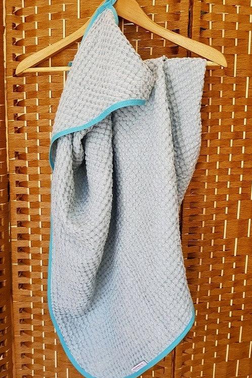 Serviette de bain  avec capuche pour bébé