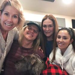 Henckahontas welcomes Angelines Santana, Fabiola Stevenson & Victor Garcia