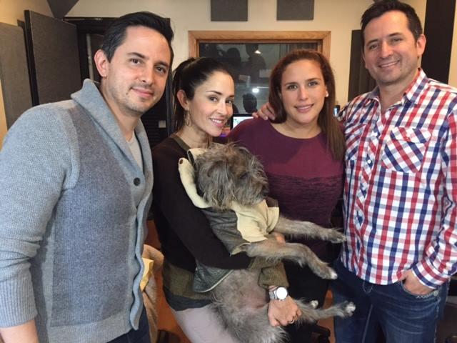 Henckahontas welcomes Angelica Vale, Rodolfo & Gabriel Rivapalacio