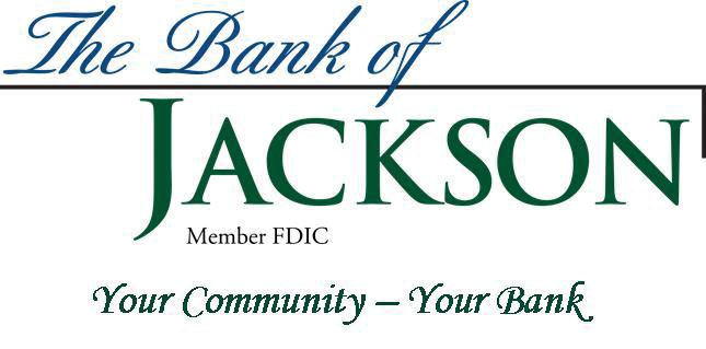 Bank of Jackson Logocmyk