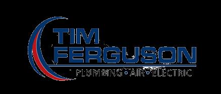 Tim Ferguson Heating and Air Logo