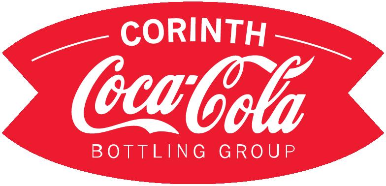 Corinth Coca Cola Logo