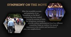 Symphony on the Move