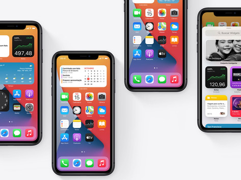 iOS 14.4, iPadOS 14.4, watchOS 7.3, tvOS 14.4 e HomePod 14.4 são lançados