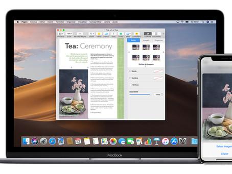 Como copiar e colar conteúdos entre dispositivos Apple como mágica (tutorial)