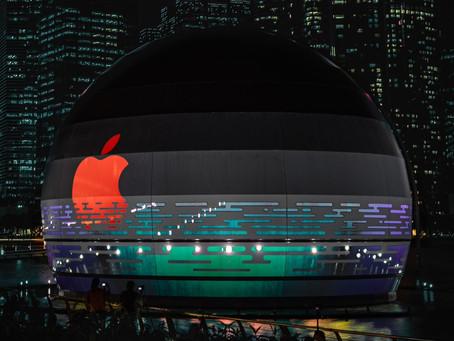 Apple registra US$ 81,4 bilhões de receita e um aumento de 36% no 3º trimestre fiscal